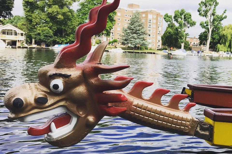 Kingston Dragon Boat Race 2018