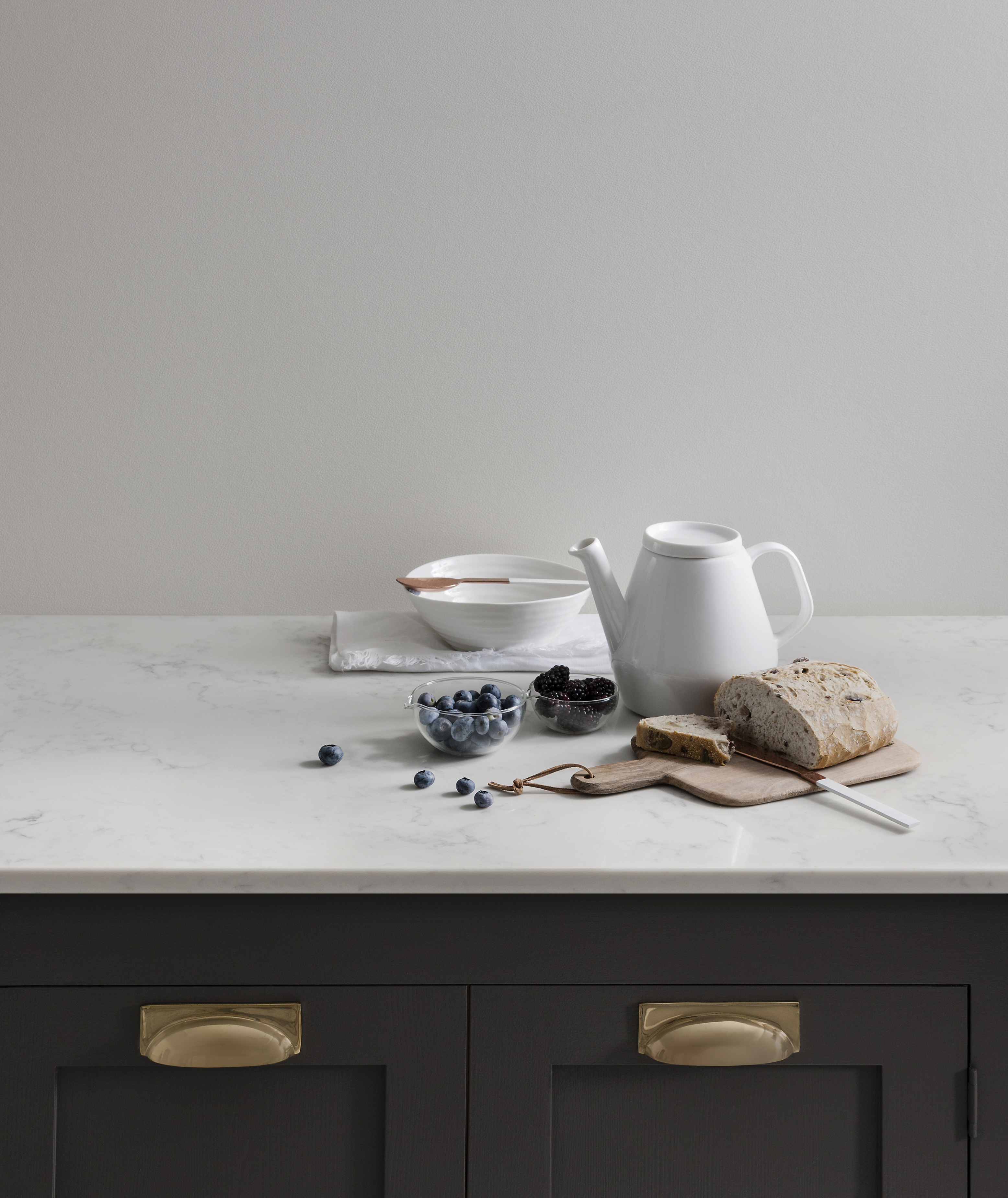 Marble-Effect Quartz Surfaces from Radianz