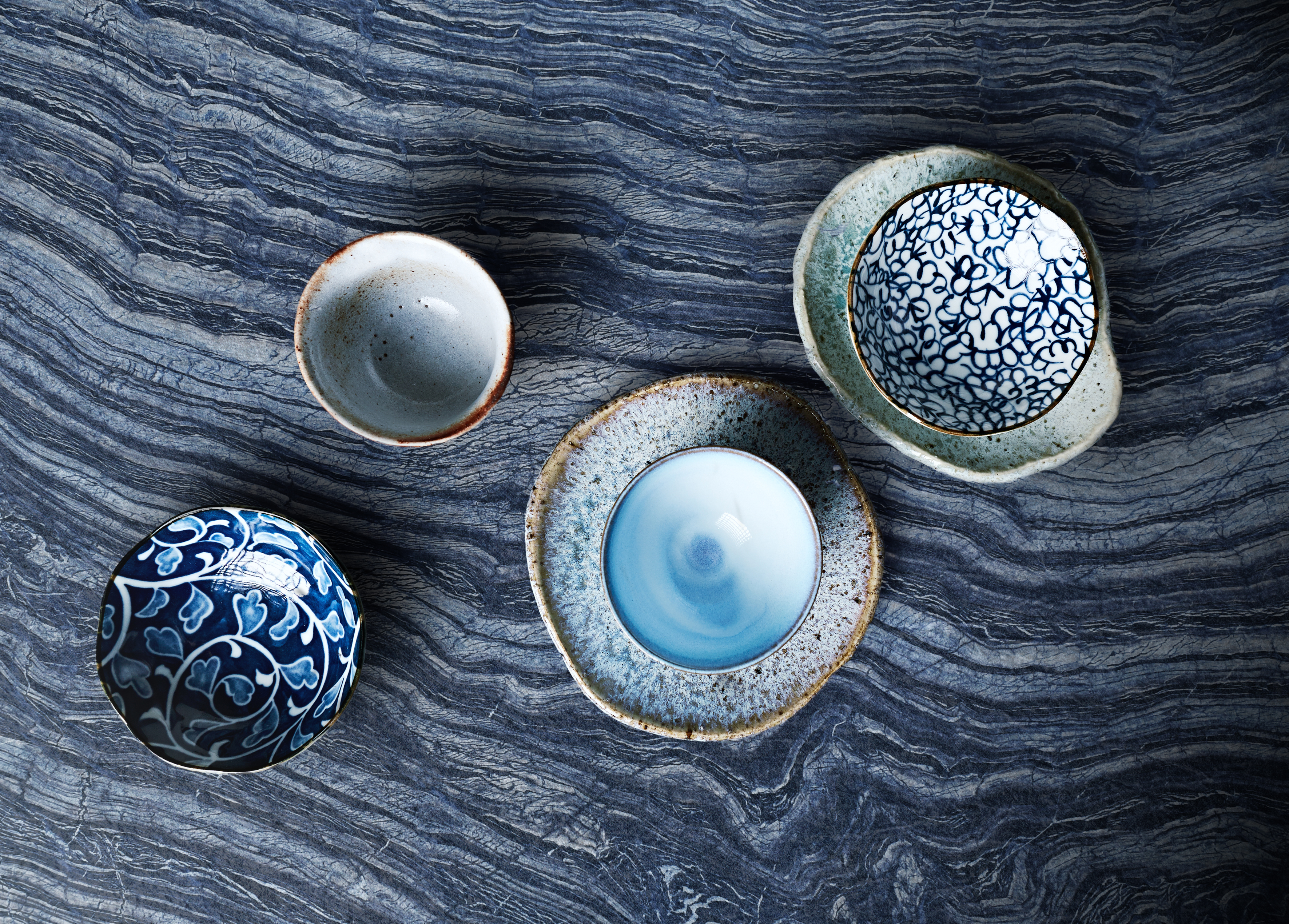 How to Decorate with Blue Surfaces