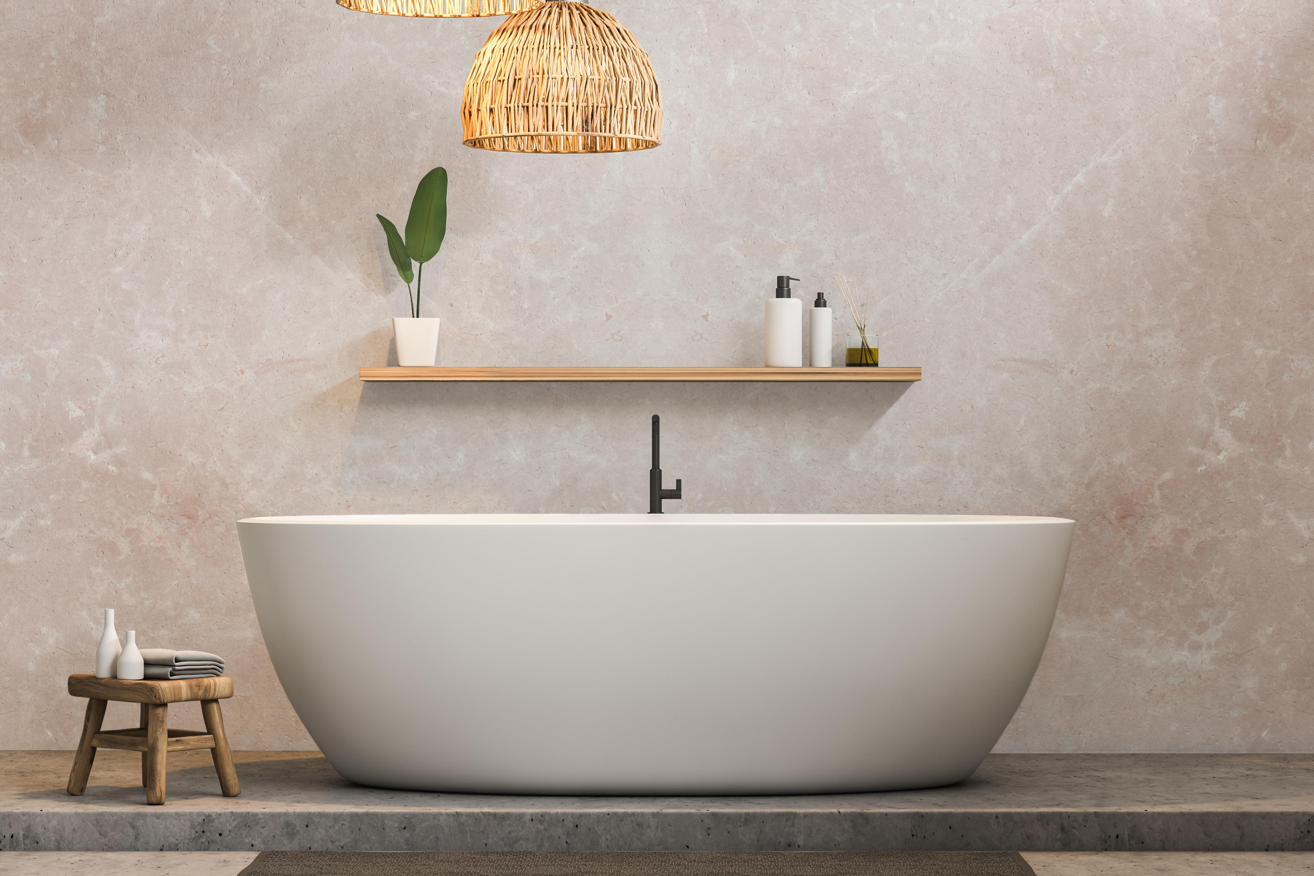 How to Create a Spa Bathroom