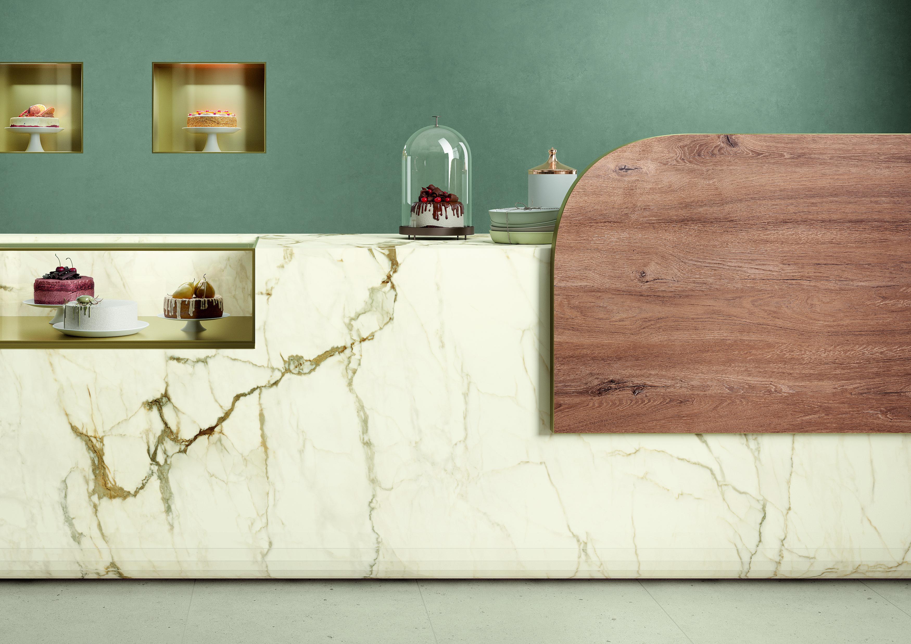Innovative Ceramic Surfaces