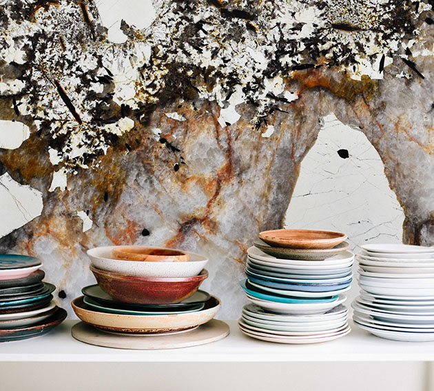 Patagonia Ceramic shelf