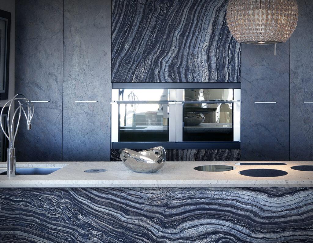 Silver Wave Kitchen